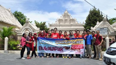 "3H2M Jogja Regular Package ""Amazing Tour"""