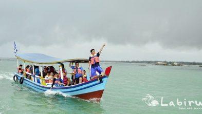 "3H2M Belitung Reguler Tour ""Liburan Seru"""