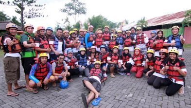 Corporate Outbound Jogja 1H Reguler Package