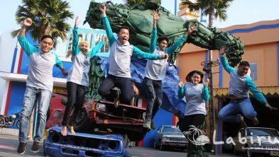 Outbound di Malang 2H1M Dengan Program Fun Games dan Team Building