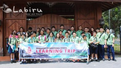 Premium Study Tour Jogja 3H/2M Fullboard Package