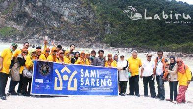 "2H1M Bandung Corporate Gathering #1 ""Bandung Selatan"""