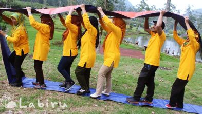 "2H1M Bandung Corporate Outbound ""Fun Games dan Team Building"""