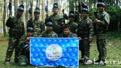 "3H2M Bandung Corporate Outbound ""Fun Games & Team Building"""