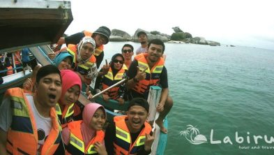 "3H2M Belitung Family Gathering ""Amazing Trip"""