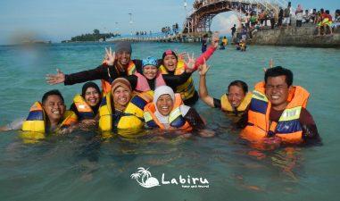 Perpus UIN SUKA – Tour Pulau Seribu