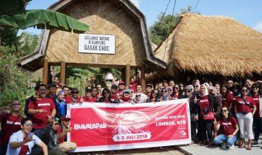 BukaLapak Divisi HCM – Lombok