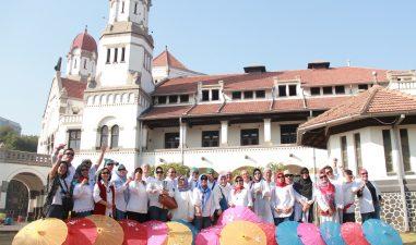 Reuni SMP 1 (STUPA) Surabaya pak agus – Semarang