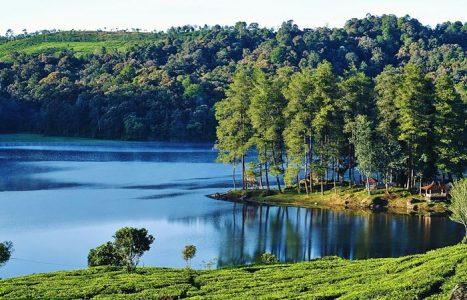 danau terindah di pulau jawa