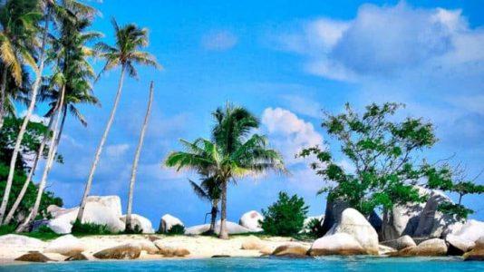 liburan di belitung